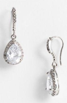 sparkle drops! gorgeous.