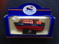 Lledo Tyne Class RNLI Lifeboat Good Shepherd - 175th Anniversary Limited Edition
