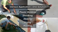 Various Application - One Solution - Dharmesh Enterprises Pvt. ltd.