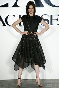RAMOS MCKENNA top picks from Fashion Week: ZAC Zac Posen Spring 2016 Ready-to-Wear Fashion Show - Tina Veshaguri