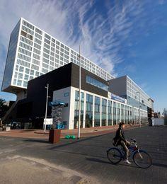 Schiecentrale, Rotterdam, The Netherlands