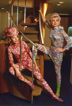 Pucci for Branff airlines (1965)