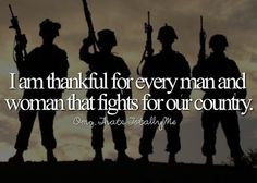 Thank yous so much. We will never know the sacrifice and dedication and horror you have gone through to keep us safe.