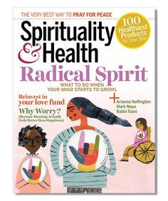 Mailbox Must-Haves Spirituality & Health Magazine Subscription | zulily