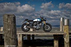 "Yamaha XV 1100 Cafe Racer ""Viechdokta Edition"" by WS-Motorradtechnik - Photos by Malerisch-Untalentiert #motorcycles #caferacer #motos | caferacerpasion.com"