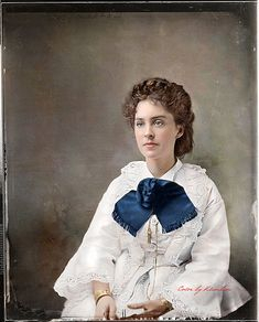 Women of the Civil War - Mrs. C. P. Roberts | Olga | Flickr