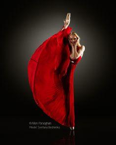 Side Split (Svetlana Bednenko of Mikhailovsky Ballet) by Allen Parseghian on 500px