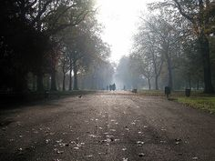 Hyde Park by sjiong, via Flickr