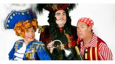 Peter Pan panto with a sprinkling of fairy dust returns to the Kings Theatre in Edinburgh