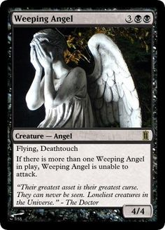 doctor who mTG cards - Google Search