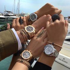 All with Anil Arjandas Jewels