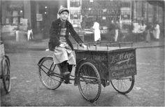 triporteur 1920 Paris