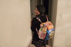 How to Make a Backpack Out of Snacks – Hello Guanster | Adventures in travel, baking and DIY | by Christina Guan