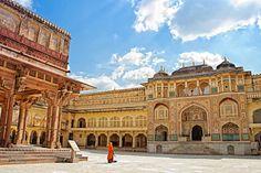Jaipur, la ciudad rosa que te deslumbrará