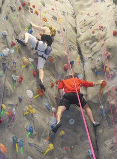 Climb On | Indoor Rock Climbing Gym $7 beginner class | Chicago ...