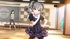 Kanzaki Ranko Nation Blue Idolm@ster Cinderella Girls