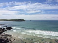 8428ee128b Stunning view - over looking Stepper Point... #Ann'sCottage #Polzeath