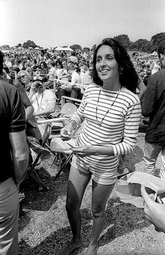 Joan Baez at Newport Folk Festival, Summer 1968