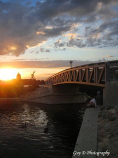 Regina, Saskatchewan.  Home.  Born and raised.