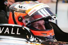 No habrá acciones contra Hülkenberg por su choque con Ricciardo #Formula1 #F1 #USGP