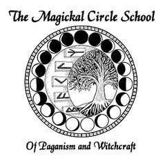 The Magickal Circle School of Paganism and Witchcraft is a free online school with courses to learn about Paganism, Witchcraft, Wicca, Mythology, Divination, Healing and much more!