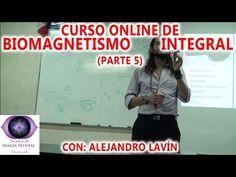 Técnicas de Biomagnetismo, capas de la mente y ondas cerebrales - Alejandro Lavín - YouTube