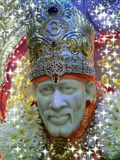"""ॐ श्री साईंनाथाय नम: !! साँई बाबा जी की कृपा सभी पर निरंतर बनी रहे..... """"ॐ अनंत कोटि ब्रह्माण्ड नायक राजाधिराज योगिराज परं ब्रह्म श्री नारायनवासुदेव सच्चिदानंद समस्त सतगुरु श्री सांईनाथ महाराज की जय"""""""