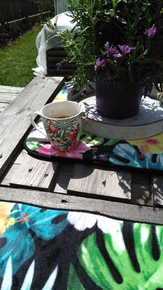 Picnic Blanket, Outdoor Blanket, Table, Furniture, Home Decor, Paradise, Decoration Home, Room Decor, Tables