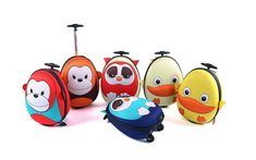 12 Excellent Kids' Travel Bags   Make traveling with the kids easier with these great travel bags.