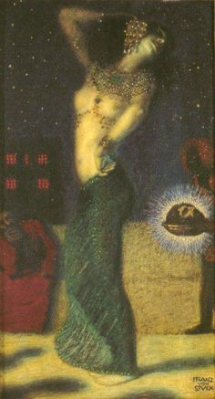 Salome by Franz von Stuck ::