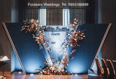 Wedding Backdrop Design, Wedding Stage Design, Wedding Reception Backdrop, Wedding Stage Decorations, Backdrop Decorations, Ceremony Backdrop, Backdrops, Minimalist Wedding Decor, Wedding Altars