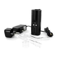 Solo Desktop Vaporizer by Arizer - Black & Silver – Billowby