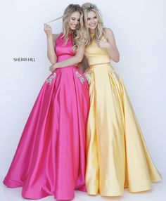 Looks We Love Sherri Hill 51587 V2530-01 V2530-02 - International Prom Association