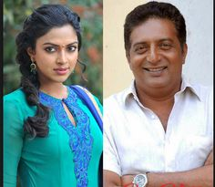 The gorgeous Kerala actress, Amala Paul, has scripted a new chapter in her professional life. The vivacious beauty has now turned producer with a high profile film that has Prakash Raj in the main lead. Named as Think Big Studios, Amala's pr