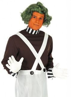 Oompa Loompa Adults Willy Wonka Costume Umpa Lumpa Fancy Dress Mens (Men:  Large) by Fun Shack, http://www.amazon.co.uk/dp/B004ODTUQE/ref=cm_sw_r_pi_dp_OCfUrb0SFBZ50