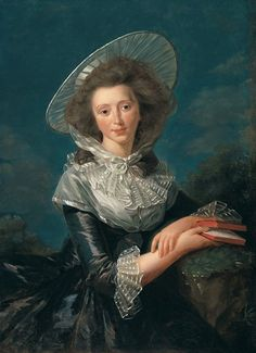 - Vicomtesse de Vaudreuil by Élisabeth Louise Vigée-Lebrun and studio Francisco Goya, Female Portrait, Portrait Art, Pierre Auguste Cot, Rococo Painting, Jean Antoine Watteau, Potrait Painting, Female Painters, New Hampshire