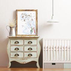 Little prince nursery art decor