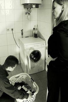 Men Servant Licking Homemaker Women