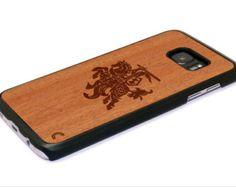 Fox Samsung Galaxy S7 Case Fox Galaxy S7 edge by CraftedCover