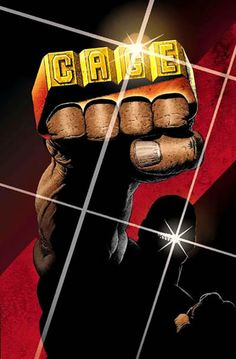 Luke Cage Marvel | Posted by Serious Black at 9:05 PM
