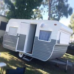 Throw back to this time last year on our maiden voyage! Who would've thought we would have so many good times away in her. Can't wait to… Source by Retro Caravan, Retro Campers, Caravan Ideas, Camper Ideas, Vintage Campers, Caravan Shop, Happy Campers, Caravan Makeover, Caravan Renovation