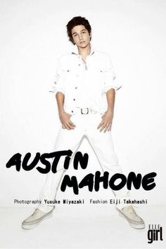 Austin Mahone his perfection is out of this world