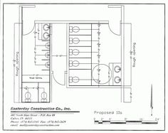 Public Bathroom Floor Plans Gurus Floor