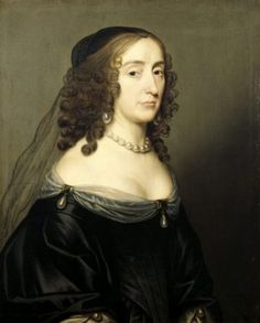 Elizabeth Stuart, Queen of Bohemia (r. 1619-1620), daughter of James VI and I of Scotland and England and granddaughter of Mary, Queen of Scots. She was Queen of Bohemia for one winter because her husband, Frederick V, Elector Palatine, was King of Bohemia. They were forced out of both Bohemia and the Palatinate into exile.