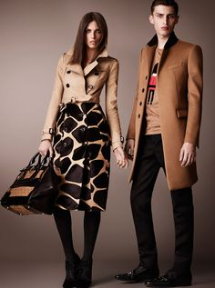 264613d3620 The Style Examiner  Burberry Prorsum Pre-Fall 2013 Collection