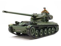 1/35 FRENCH LIGHT TANK AMX-13 Item No:35349