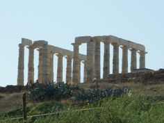 Temple of Poseidon at Sounio, Life In Greece: Athens Capital City, Athens, Temple, Greece, Places, Blog, Life, Greece Country, Temples