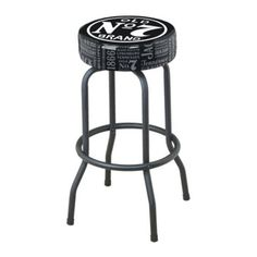 busted knuckle garage bar stool keg ads transactional man cave