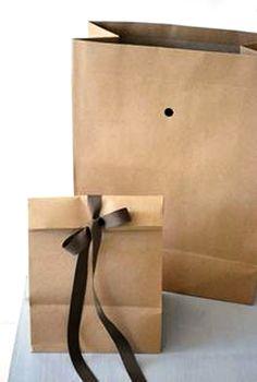 Bag ties.