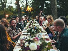 Table Setting by Martyn George   Camp Wandawega Tour   Everywhere